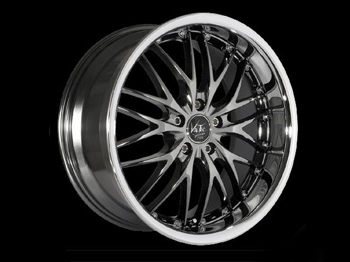Voltec T6 Blackchrome